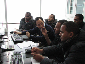 Geological Evaluation & FDP Study at 07 Dec Beijing